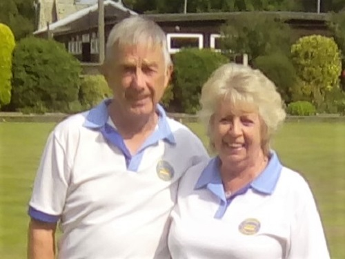 Mixed Pairs Runners Up 2018copy