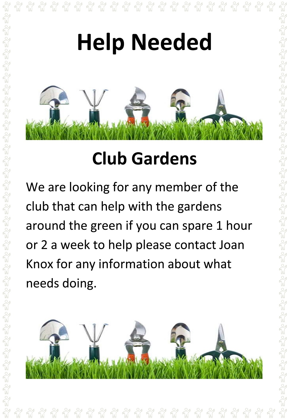Help Needed with Gardens 24 2 2021