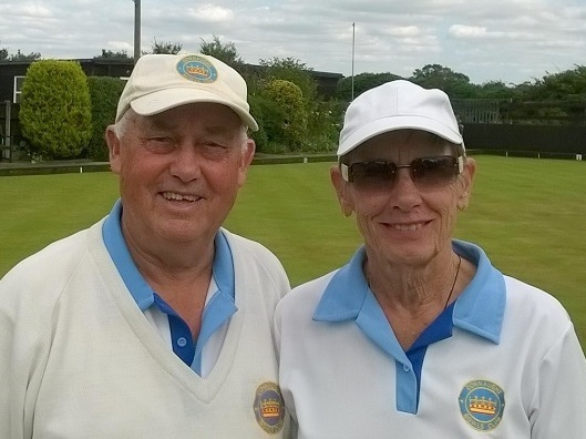Mixed Pairs 2019 Runners Up 1