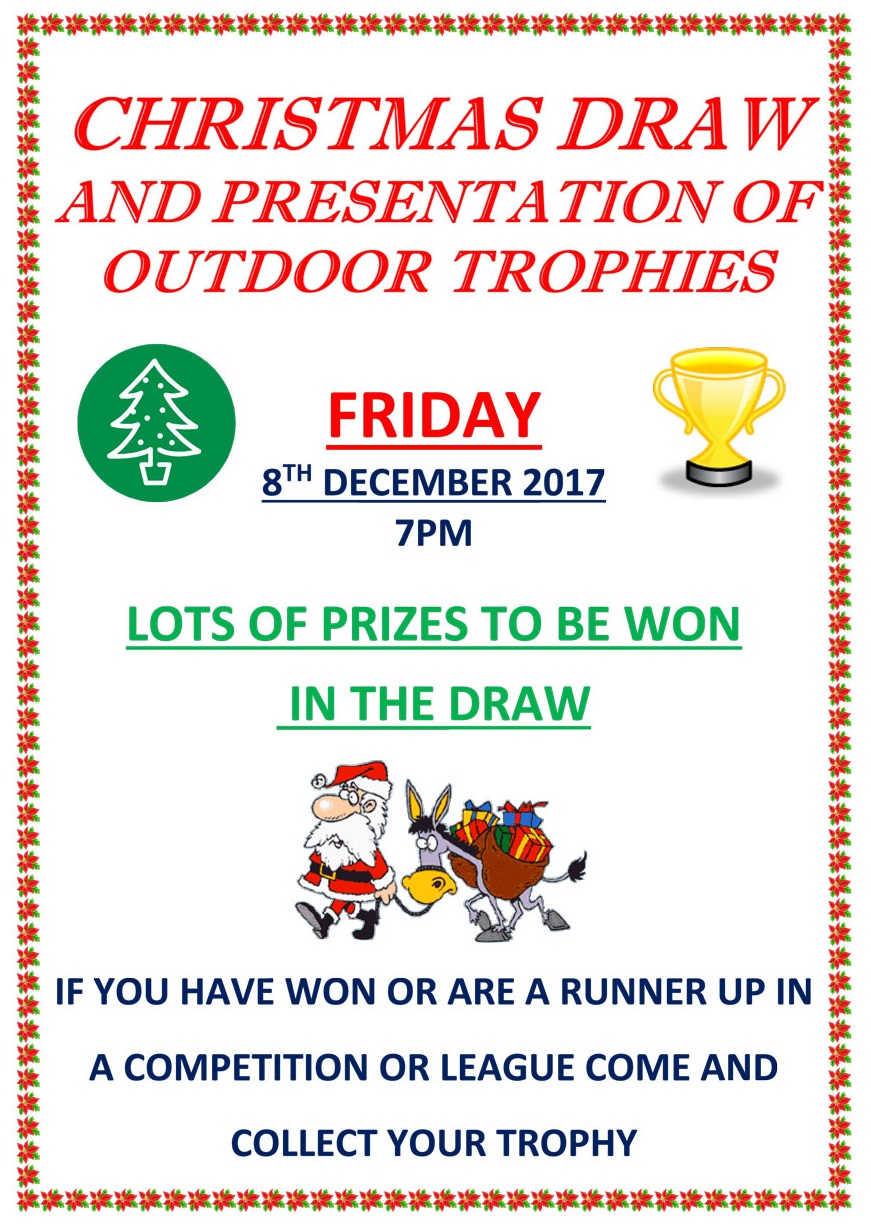 Christmas draw poster 2017 web